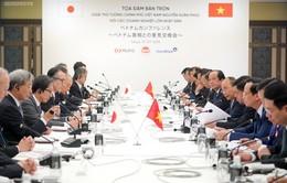 Tọa đàm bàn tròn giữa Thủ tướng với doanh nghiệp