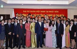 Thủ tướng thăm cộng đồng người Việt ở Nhật Bản