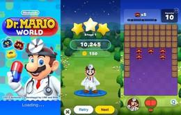 Dr. Mario World trình làng sớm hơn dự kiến