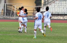 Ngày 13/7, khai mạc giải bóng đá Vô địch U16 nữ Quốc gia 2019