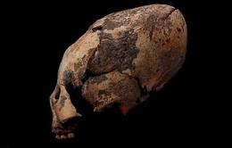"""Phát hiện hộp sọ """"ngoài hành tinh"""" trong mộ cổ tại Trung Quốc"""