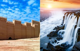 Chiêm ngưỡng 5 di sản thế giới mới nhất của UNESCO