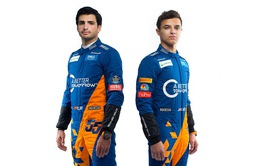 McLaren gia hạn hợp đồng với Lando Norris và Carlos Sainz