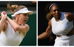 KẾT QUẢ Bán kết đơn nữ Wimbledon 2019: Serena Williams 2–0 (6/1, 6/2) Strycova, Svitolina 0–2 (1/6, 3/6) Simona Halep
