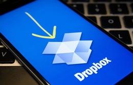 Dropbox cho phép chia sẻ file có dung lượng lên đến 100GB