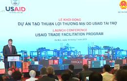 Hoa Kỳ tài trợ hơn 21 triệu USD giúp Việt Nam cải thiện thủ tục hải quan