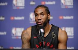 Kawhi Leonard công bố hợp đồng chi tiết với Los Angeles Clippers