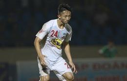 """Cầu thủ Hoàng Anh Gia Lai bị """"phạt nguội"""" vì hành vi phi thể thao"""