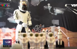 Robot giúp ngăn chặn mối nguy teo cơ của phi hành gia