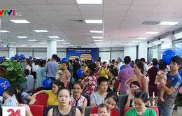 Mở rộng dịch vụ tiêm chủng cho người dân ở Thanh Hóa