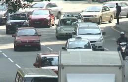 Malaysia siết chặt quy định đối với tài xế taxi công nghệ