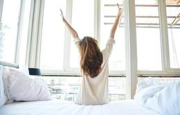 Thói quen trước khi đi ngủ giúp khỏe mạnh và yêu đời