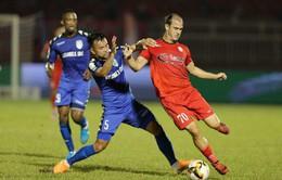 CLB TP Hồ Chí Minh 2-0 B.Bình Dương: Chủ nhà đòi lại ngôi đầu bảng!