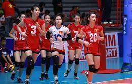 Lịch trực tiếp Giải bóng chuyền nữ U23 châu Á 2019: U23 Việt Nam tái lập kỳ tích?