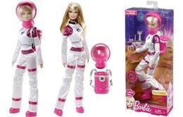 Búp bê Barbie phi hành gia