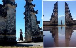 """Du khách """"vỡ mộng"""" khi tới cổng thiên đường tại Bali"""