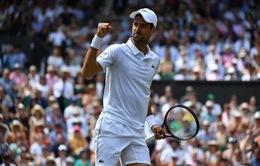 KẾT THÚC, Bán kết đơn nam Wimbledon 2019: Novak Djokovic 3-1 Roberto Bautista Agut (6/2, 4/6, 6/3, 6/2)