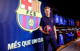 """""""Sếp lớn Barcelona đã bật khóc khi có được cậu ấy"""""""