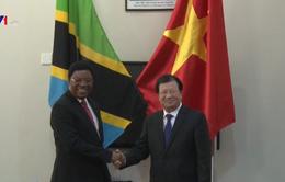 Tăng cường hợp tác kinh tế Việt Nam và Tanzania
