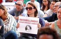 """Tranh cãi về """"cái chết nhân đạo"""" ở Pháp"""