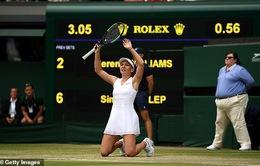 Thắng áp đảo Serena Williams, Simona Halep vô địch đơn nữ Wimbledon 2019