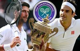 Lịch trực tiếp chung kết Wimbledon 2019: Djokovic đại chiến Federer tranh ngôi vương