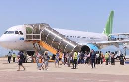 Khách mở cửa thoát hiểm chuyến bay Nha Trang - Hà Nội của Bamboo Airways