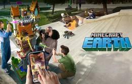 Minecraft Earth sắp ra mắt bản trên Android và iOS