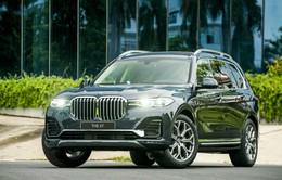 Ngắm SUV sang trọng BMW X7 hoàn toàn mới