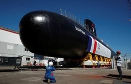 Pháp ra mắt tàu ngầm hạt nhân thế hệ mới