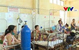 Sốt xuất huyết tại Đắk Lắk và Gia Lai tăng cao