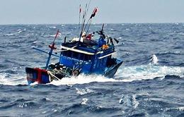 Cứu nạn 6 ngư dân trên vùng biển Hoàng Sa