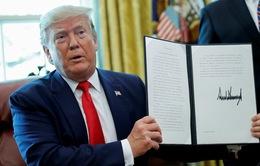 Hạ viện Mỹ ngăn Tổng thống phát lệnh tấn công Iran