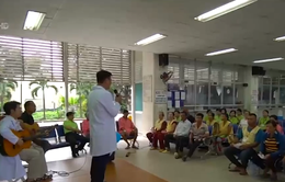 Chương trình âm nhạc cho bệnh nhân tại Bệnh viện Chợ Rẫy TP.HCM