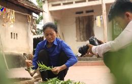 Người Việt trẻ mang ẩm thực thôn quê lên mạng xã hội