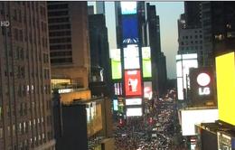 Mất điện trên diện rộng tại thành phố New York