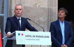Bộ trưởng Môi trường Pháp dính bê bối mở tiệc xa xỉ
