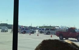 Mỹ: Máy bay sơ tán vì trò đùa tệ hại