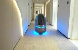 Khách sạn tích hợp trí tuệ nhân tạo và robot tại Trung Quốc