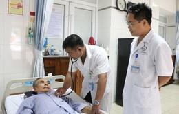 Lọc máu liên tục cứu sống người đàn ông ngừng tuần hoàn trong 8 phút