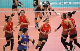 Giải bóng chuyền nữ U23 châu Á, U23 Việt Nam - U23 Đài Bắc Trung Hoa: Quyết thắng giành lợi thế (20h ngày 17/7)