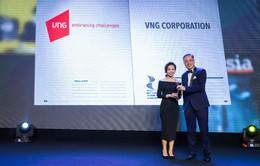 """VNG nhận giải thưởng """"Nơi làm việc tốt nhất châu Á"""""""