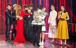 Top 6 vào chung kết Giọng hát Việt: Cả 4 HLV đều có đại diện!
