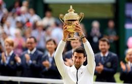 Chung kết Wimbledon 2019, Novak Djokovic* 3-2 (7/6 (7-5), 1/6, 7/6 (7-4), 4/6, 13-12 (7-3)) Roger Federer: Nole bảo vệ thành công ngôi vô địch