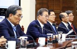 Hàn Quốc ưu tiên giải pháp ngoại giao cho mâu thuẫn với Nhật Bản