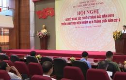 Cục thuế Hà Nội dẫn đầu về tăng thu ngân sách