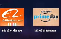 Chiến lược khuyến mại của Alibaba và Amazon có gì khác nhau?