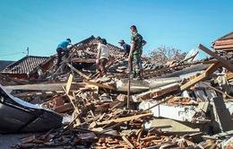 Động đất 6,1 độ tại Indonesia, không có cảnh báo sóng thần