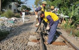 Thông tuyến đường sắt Bắc - Nam đoạn qua Đồng Nai
