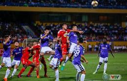Lịch tường thuật trực tiếp vòng 16 V.League 2019 trên VTVcab
